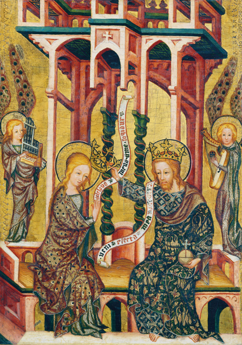 The Coronation of the Virgin. (Städel Museum / CC BY-SA 4.0)