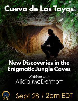 Ancient Origins Webinars