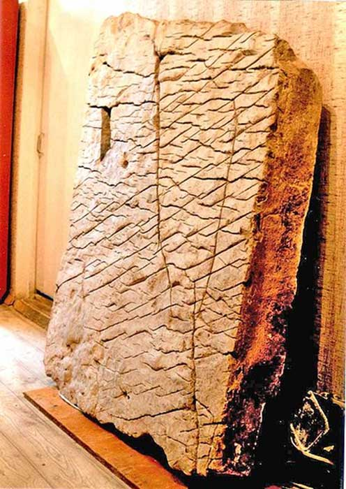 The Controversial Dashka Stone: 120 Million-Year-Old Map? | Ancient ...