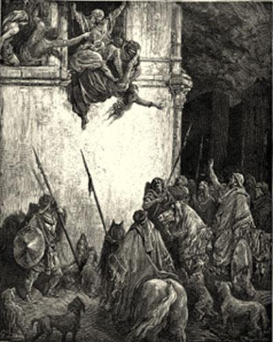 The Death of Jezebel.