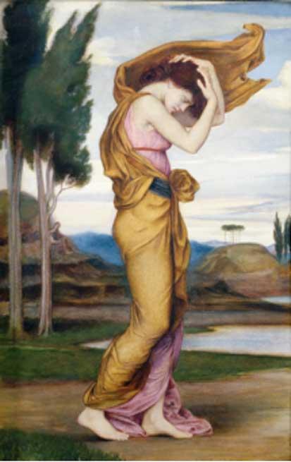 'Deianira' by Evelyn De Morgan.