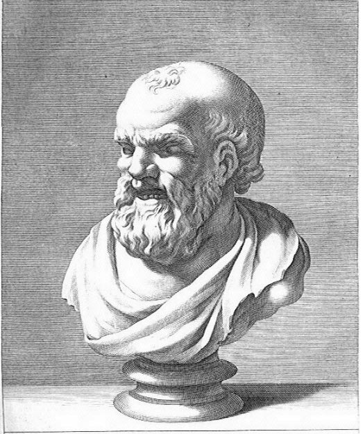 Democritus had it right all along.