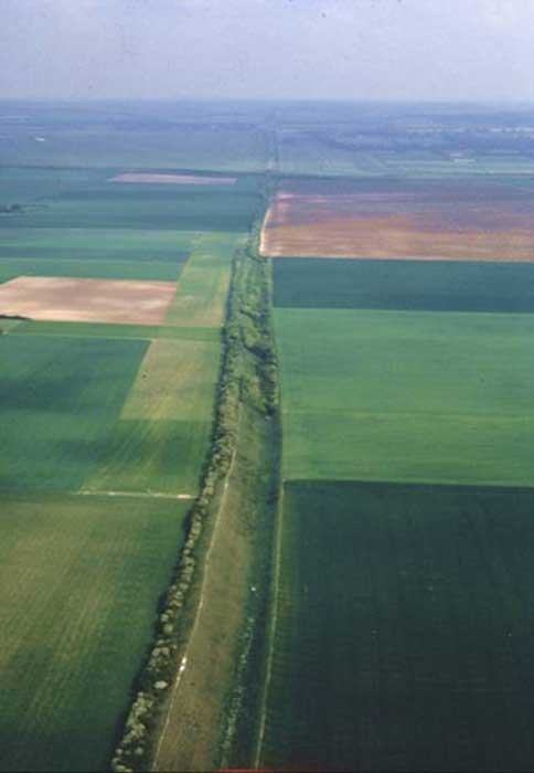 Devil's Dyke Aerial Shot (Courtesy CCC)