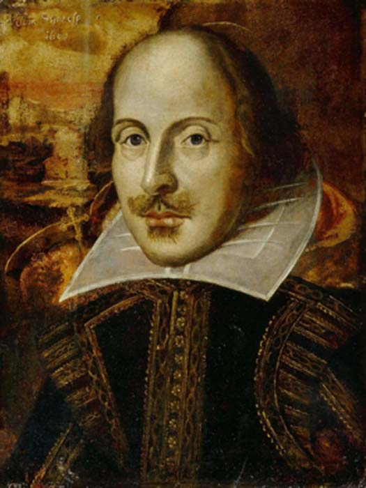 Did the posy ring belong to William Shakespeare? (Paris 16 / Public Domain)