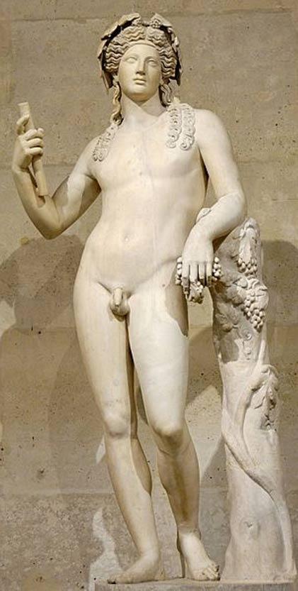 Dionysus Louvre Ma87 n2.