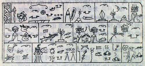 Dongba Script