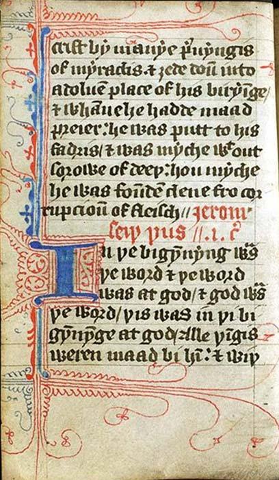 Doodles were a type of drollery in Medieval manuscripts. (Bkwillwm / Public Domain)