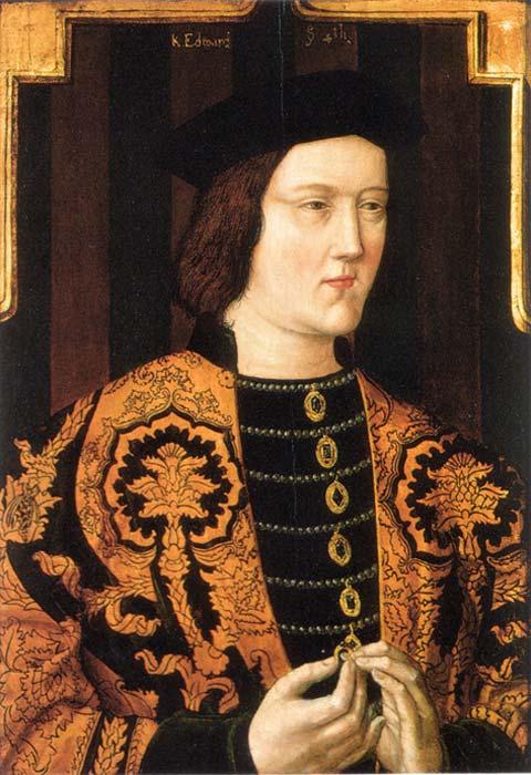 Edward IV Plantagenet. (PKM / Public Domain)
