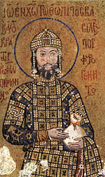 Emperor John II Komnenos, the most successful commander of the Komnenian army.
