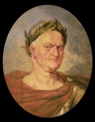 The Emperor Vespasian
