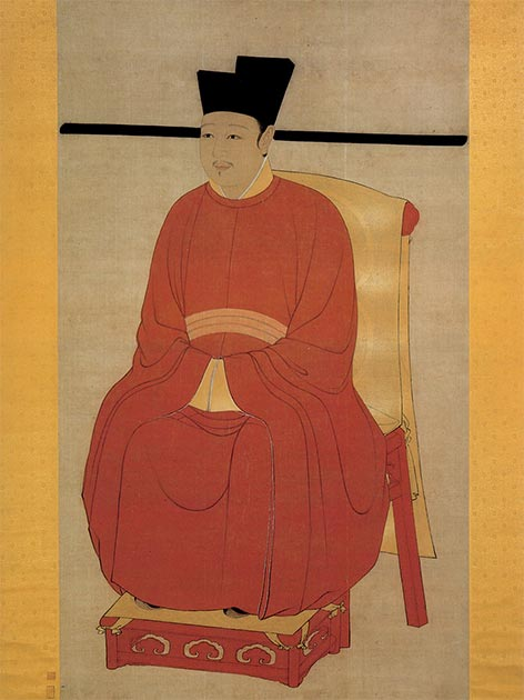 Emperor Huizong of Song was captured by the Jurchen. (Ismoon / Public Domain)
