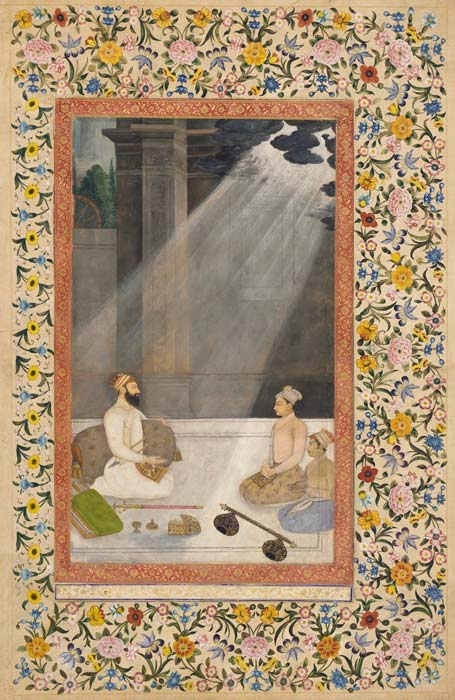Emperor Aurangzeb had a close relationship with his daughter Zeb-un-Nisa, until cracks began to form. She was ultimately imprisoned for her remaining days. (Public domain)