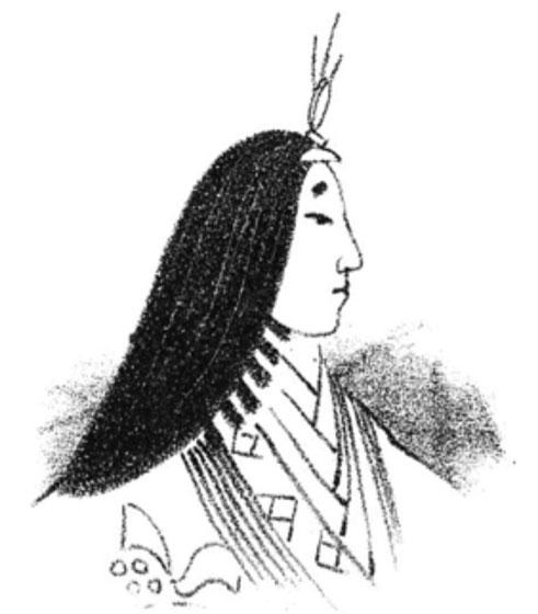 Empress Meishō, the next female ruler of Japan after Shōtoku, reigned from 1624-1696. (