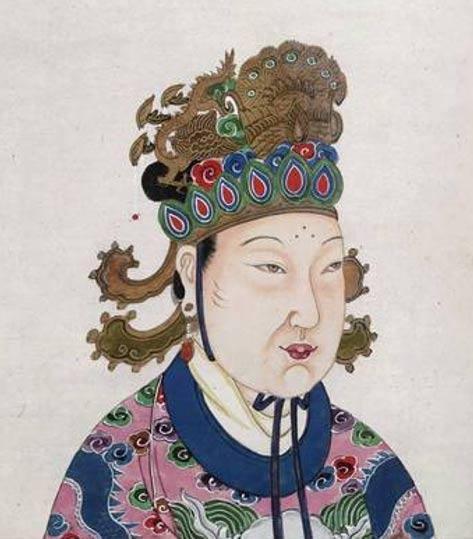 Empress Wu Ze Tian
