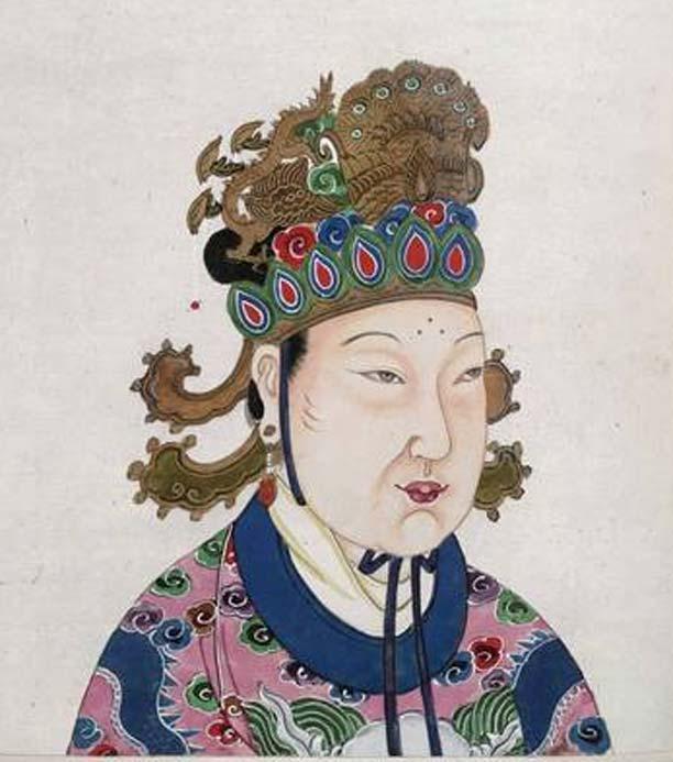 Empress Wu Zetian. (Public Domain)