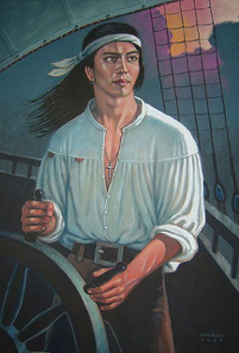 Enrique of Malacca. (Author provided)