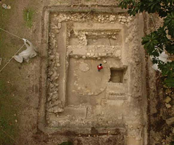 Excavations at Ceibal