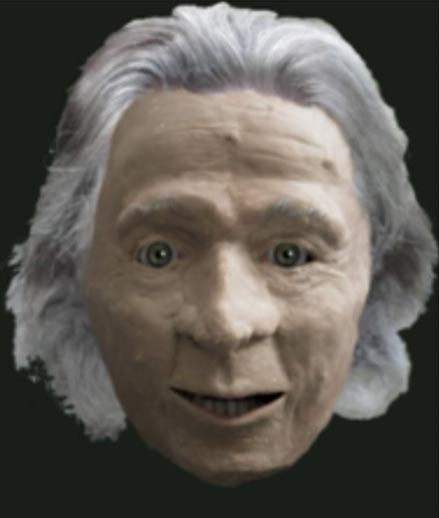 Facial Reconstruction of the Gristhorpe Man