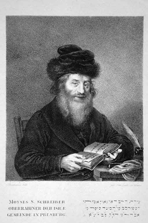 The father of Orthodox Judaism, which views the Levites and Kohens in unique ways. (Josef Kriehuber (1800 -1876) / Public domain)