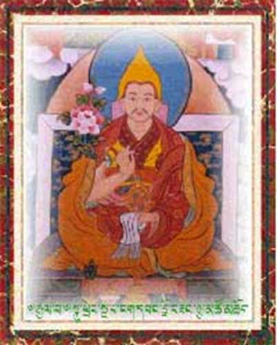 The Fifth Dalai Lama, Ngawang Lobsang Gyatso