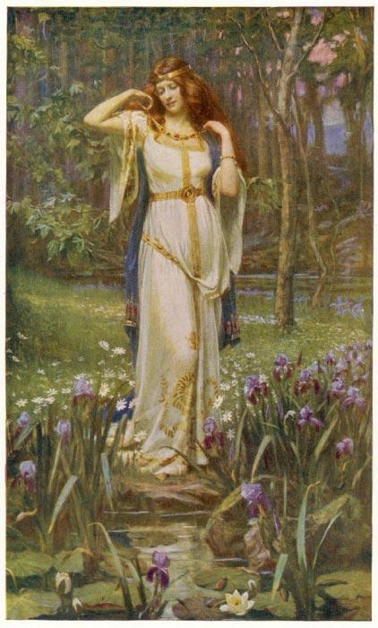 Freyja. (Archivist /Adobe Stock)