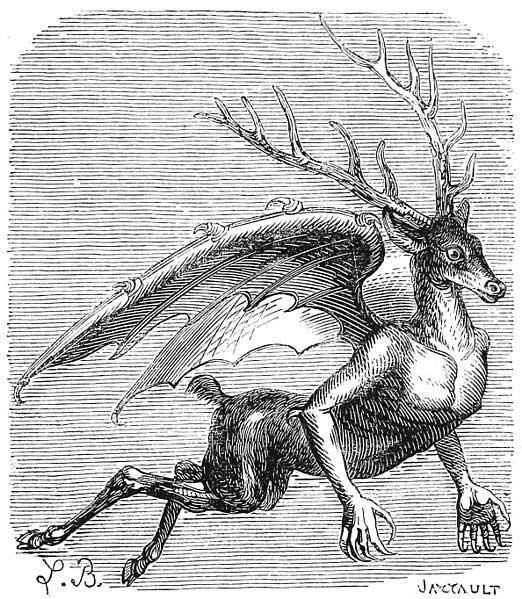 Furfur as depicted by Louis Le Breton. (Public Domain)