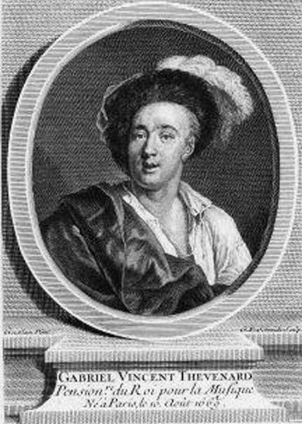 Gabriel-Vincent Thévenard.