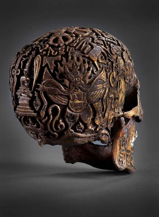 Can you solve the mystery behind this intricately carved