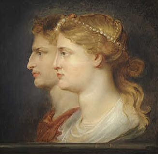 Germanicus and Agrippina