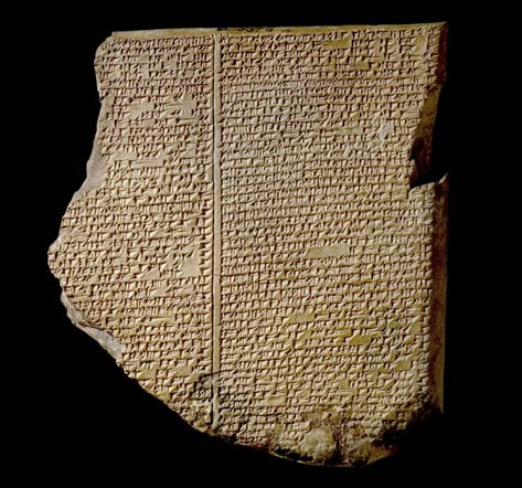 The Flood Tablet / The Gilgamesh Tablet