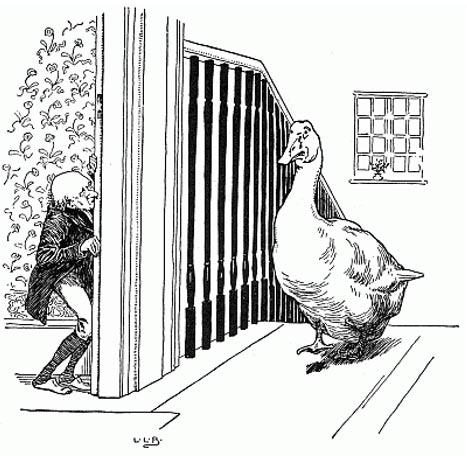 Goosey, Goosey, Gander (Mamalisa)