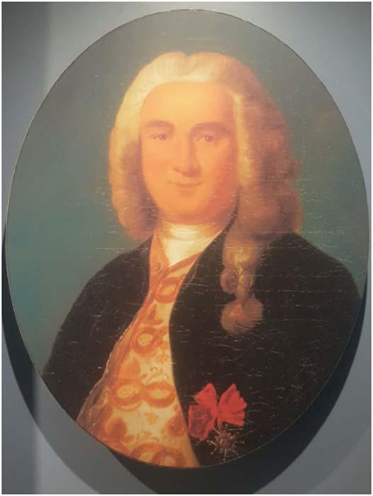 Governor Mahé de Labourdonnais, Midas of Mauritius. (Image: L'Aventure du Sucre.)