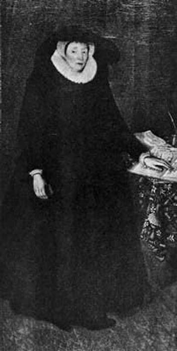 Grace Mildmay.