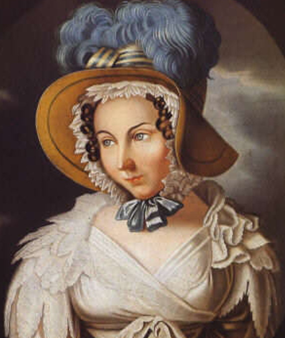 The Grand Duchess Stéphanie.