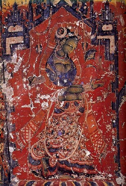 The Green Tara is known as the Buddha of enlightened activity. (Kannadiga / Public Domain)