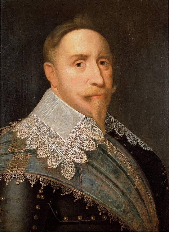Gustavus Adolphus of Sweden.