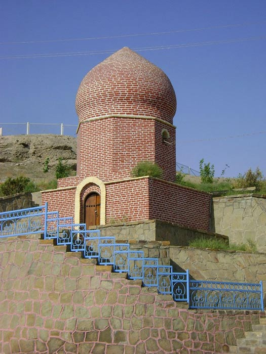 Haji Rufai Bey Mosque is a mosque in Nakhichevan, Azerbaijan. It was built in the 18th century.