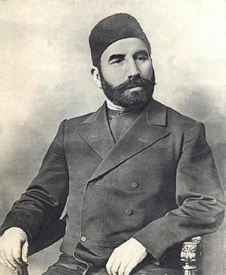 Haji Zeynalabdin Taghiyev (1821/23/38? – 1924)