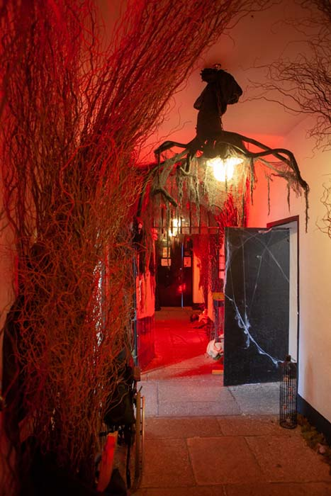 Halloween at Wicklow Gaol