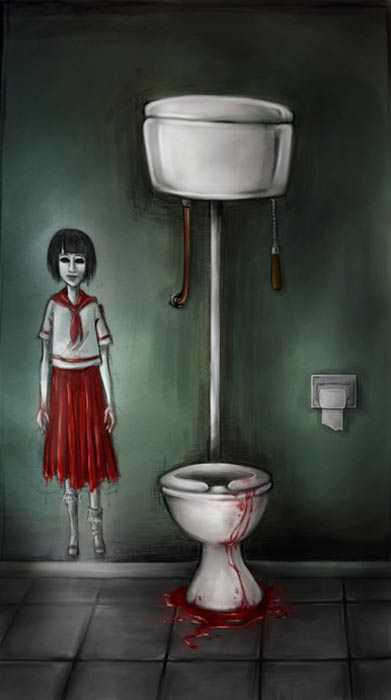 Hanako of the Toilet.