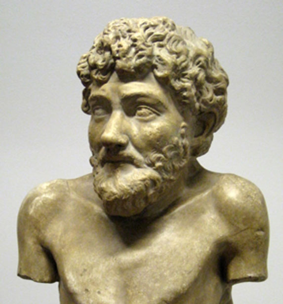 Hellenistic statue depicting Aesop. (Shakko / CC BY-SA 3.0)