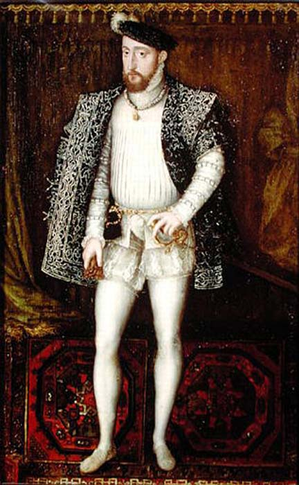 Henry II, King of France.