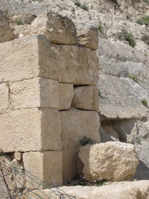 Herod's tomb in Herodium. (Deror avi / CC BY-SA 3.0)