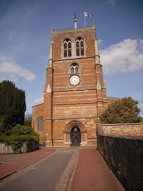 Holy Trinity Church, Rothwell, UK. (Martinevans123/CC BY-SA 3.0)