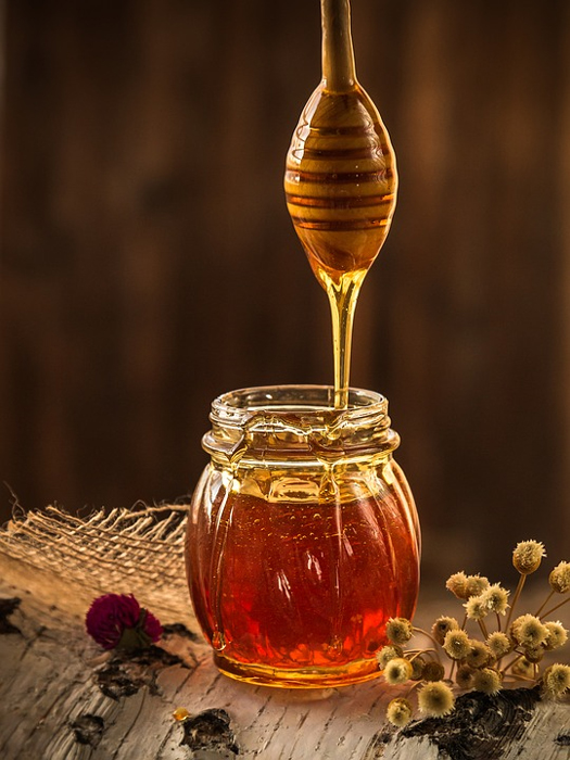 Honey from the Republic of Bashkortostan, Russia, is the most expensive in the world.