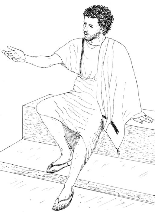 How Jesus may have dressed. © Joan Taylor, Author provided