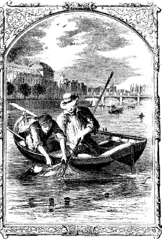 The body of Mary Rogers was pulled from the waters of the Hudson River, on July 28, 1841.