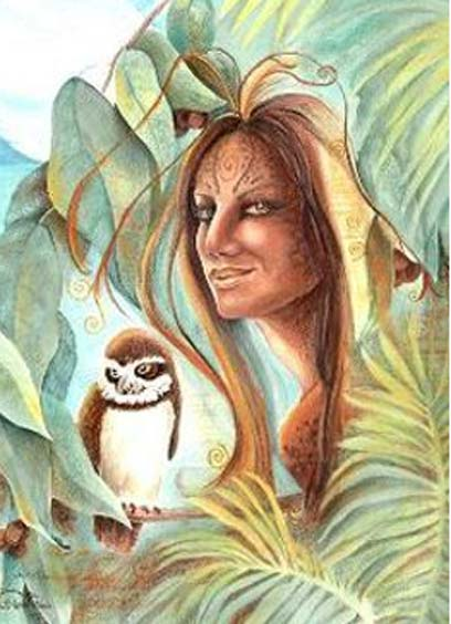 Huitaca was the goddess of; witchcraft, sexual liberation, drunkenness, pleasure, arts, dance, music