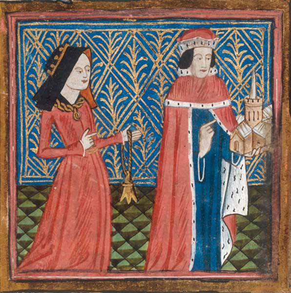 Humphrey, Duke of Gloucester annuls his first marriage and marries his mistress, Eleanor