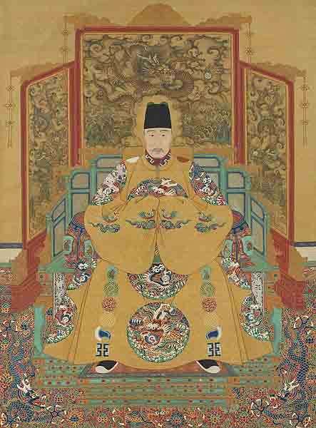 Emperor Jiajing was a sadistic ruler. (Public Domain)